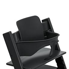 Achat Chaise haute Tripp Trapp Baby Set - Noir