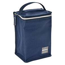 Achat Sac isotherme Pochette Repas Isotherme - Blue Silver