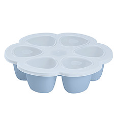Achat Vaisselle & Couvert Multiportions Silicone 6 x 90 ml - Blue