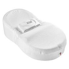 Achat Inclinateur Cocoonababy + Drap Bulle de Coton - Blanc