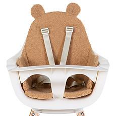 Achat Chaise haute Coussin de Chaise Haute Teddy - Beige