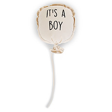 Achat Objet décoration Ballon en Toile It's A Boy