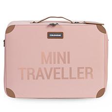 Achat Bagagerie enfant Valise Mini Traveller - Rose et Cuivre