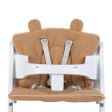 Achat Chaise haute Coussin de Chaise Haute Evolutive Teddy - Beige