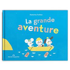 Achat Livre & Carte La Grande Aventure
