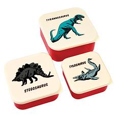 Achat Vaisselle & Couvert Lot de 3 Boîtes - Dino