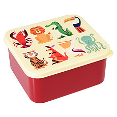 Achat Vaisselle & Couvert Boîte à Goûter - Colourful Creatures