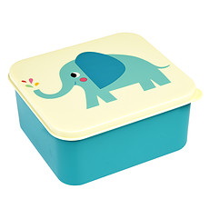 Achat Vaisselle & Couvert Boîte à Goûter - Elvis l'Eléphant