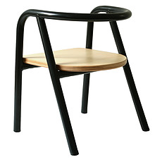 Achat Table & Chaise Chaise Hito - Noir