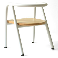 Achat Table & Chaise Chaise Hito - Blanc