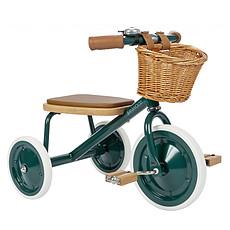Achat Trotteur & Porteur Tricycle Trike - Vert Emeraude