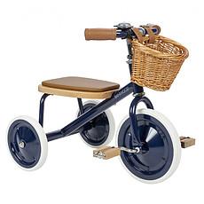 Achat Trotteur & Porteur Tricycle Trike - Bleu Marine