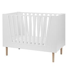 Achat Lit bébé Lit Bébé Evolutif Blanc - 60 x 120 cm