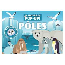 Achat Livre & Carte Pôles
