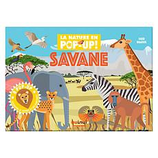 Achat Livre & Carte Savane