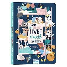 Achat Livre & Carte Bonne Nuit les Animaux