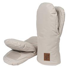 Achat Accessoires poussette Moufles de Poussette - Blanc Cassé