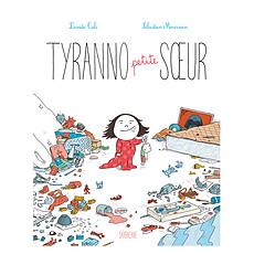 Achat Livre & Carte Tyranno Petite Soeur