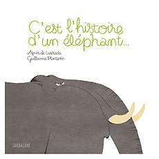 Achat Livre & Carte C'est l'Histoire d'un Eléphant