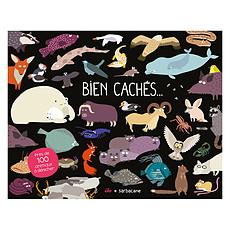 Achat Livre & Carte Bien Cachés...