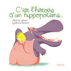Achat Livre & Carte C'est l'Histoire d'un Hippopotame