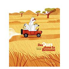 Achat Livre & Carte Des Ours Dans la Brousse