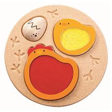 Achat Mes premiers jouets Puzzle Poule Oeuf