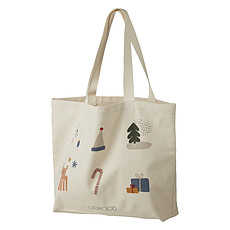 Achat Bagagerie enfant Grand Tote Bag - Holiday Mix