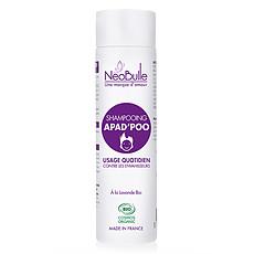Achat Cosmétique enfant Shampoing Apad'poo - 200 ml