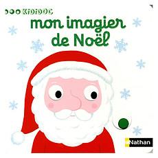 Achat Livre & Carte Mon Imagier de Noël