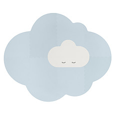 Achat Tapis éveil Tapis Nuage Grand Modèle - Bleu Ciel