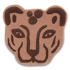 Achat Objet décoration Tenture Murale en Laine Leopard