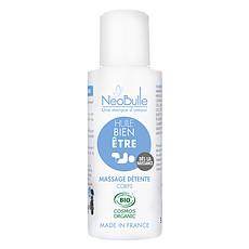 Achat Cosmétique enfant Huile de Bien-être Massage Détente - 100 ml