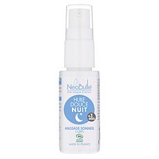 Achat Cosmétique enfant Huile Douce Nuit Massage Sommeil - 20 ml