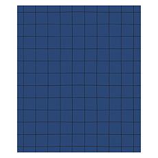 Achat Papier peint Papier Peint Minima - Bleu Marine et Quadrillage