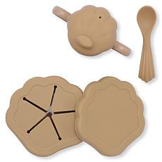 Achat Coffret repas Set de Repas 5 Pièces Coquillage - Terracotta