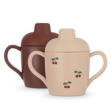 Achat Tasse & Verre Lot de 2 Tasses d'Apprentissage - Cherry