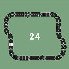 Achat Mes premiers jouets Circuit Flexible à Assembler Autoroute