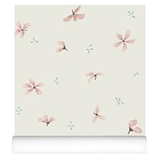 Achat Papier peint Papier Peint - Windflower Cream