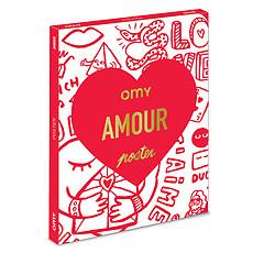 Achat Livre & Carte Poster Artwork - Amour