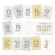 Achat Livre & Carte Kit Cartes Etapes Deuxième Année
