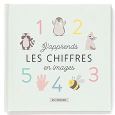 Achat Livre & Carte J'Apprends les Chiffres en Images