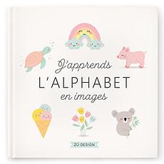 Achat Livre & Carte J'Apprends l'Alphabet en Images