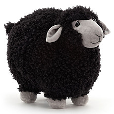 Achat Peluche Rolbie Sheep Black - Medium