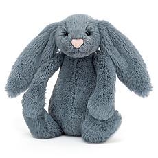 Achat Peluche Bashful Dusky Blue Bunny - Medium