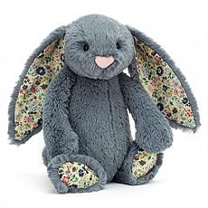 Achat Peluche Blossom Dusky Blue Bunny - Medium