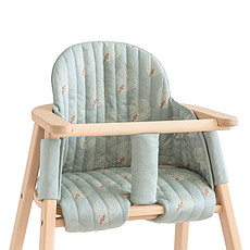 Achat Chaise haute Coussin pour Chaise Haute Growing Green - White Gatsby & Antique Green