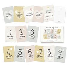 Achat Livre & Carte Kit Cartes Etapes Souvenirs de Grossesse
