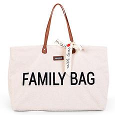 Achat Sac à langer Family Bag - Teddy Ecru