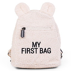 Achat Bagagerie enfant Sac à Dos My First Bag - Teddy Ecru